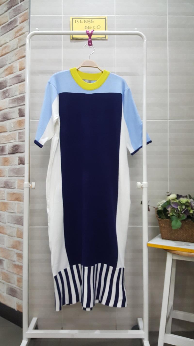 (새옷보관)사카이디자인니트원피스