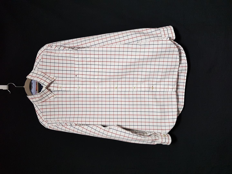 TOMMY HILFIGER 체크 셔츠~^^