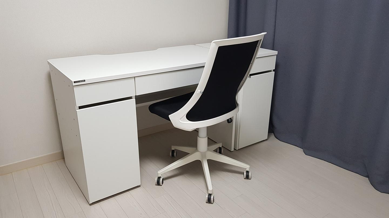 한샘 샘스마트 책상 컴퓨터 책상