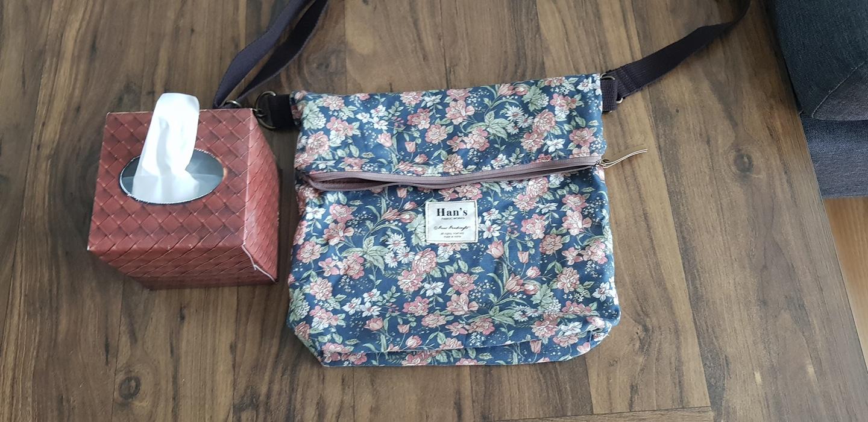 꽃무니 천가방