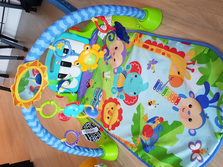 피셔스 아기체육관 + 아이존 아기체육관 (일괄)