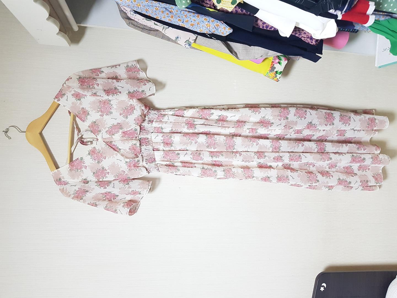 로즈롱원피스(새옷)
