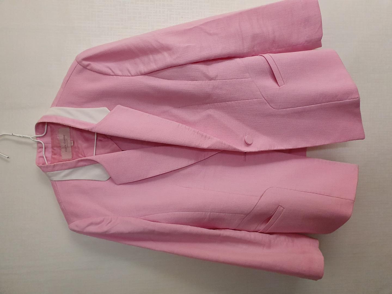 핑크자켓 90사이즈