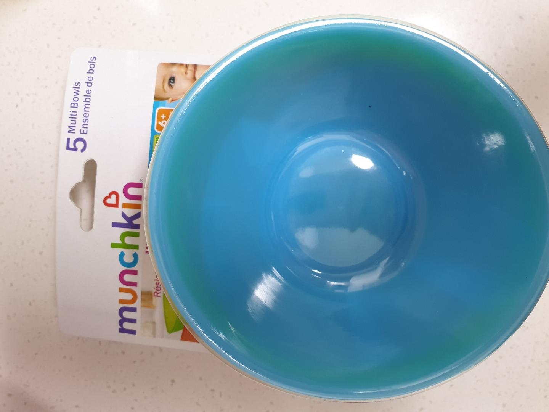 먼치킨 다용도 그릇.이유식기(새상품)