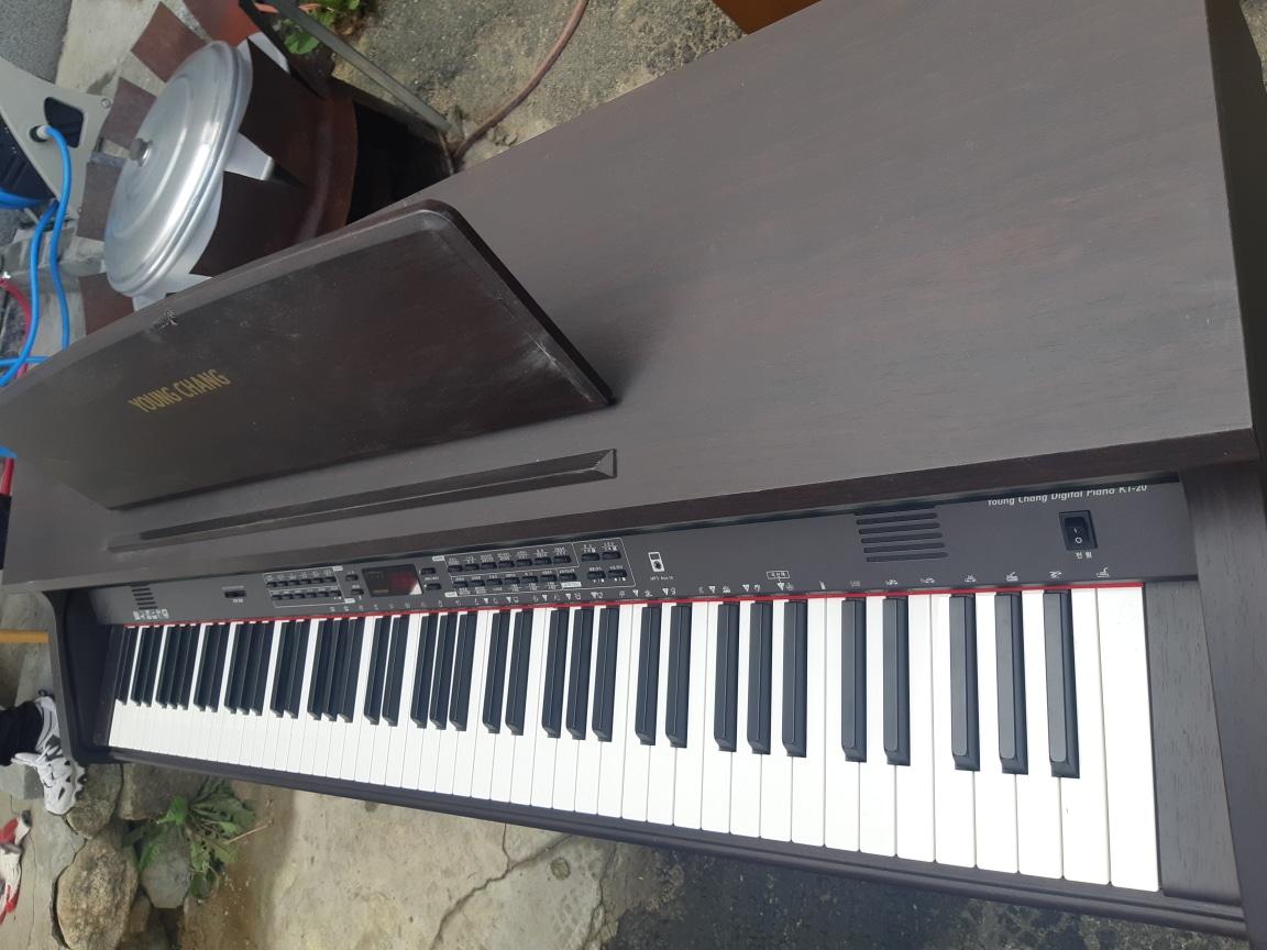 영창kt-20 디지털피아노