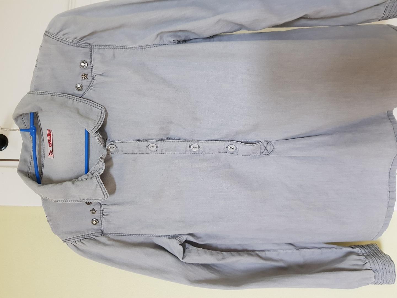 드팜 면 셔츠 120