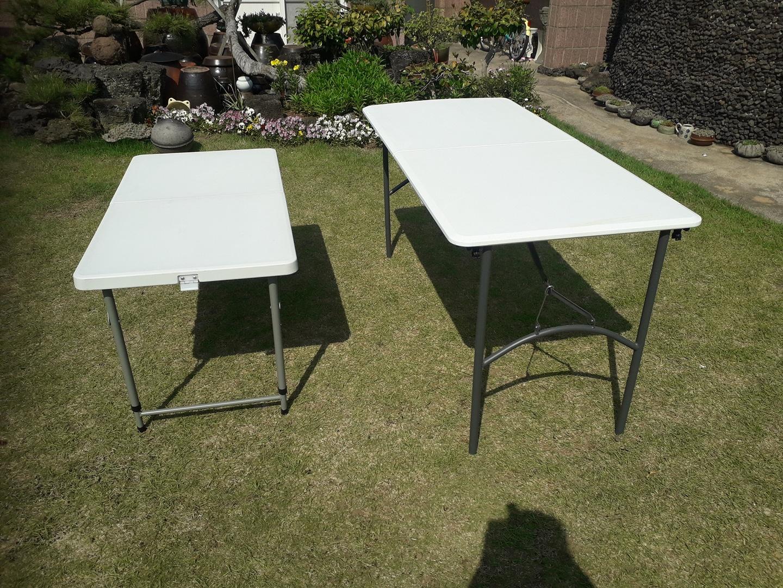 접이식 테이블 팝니다.
