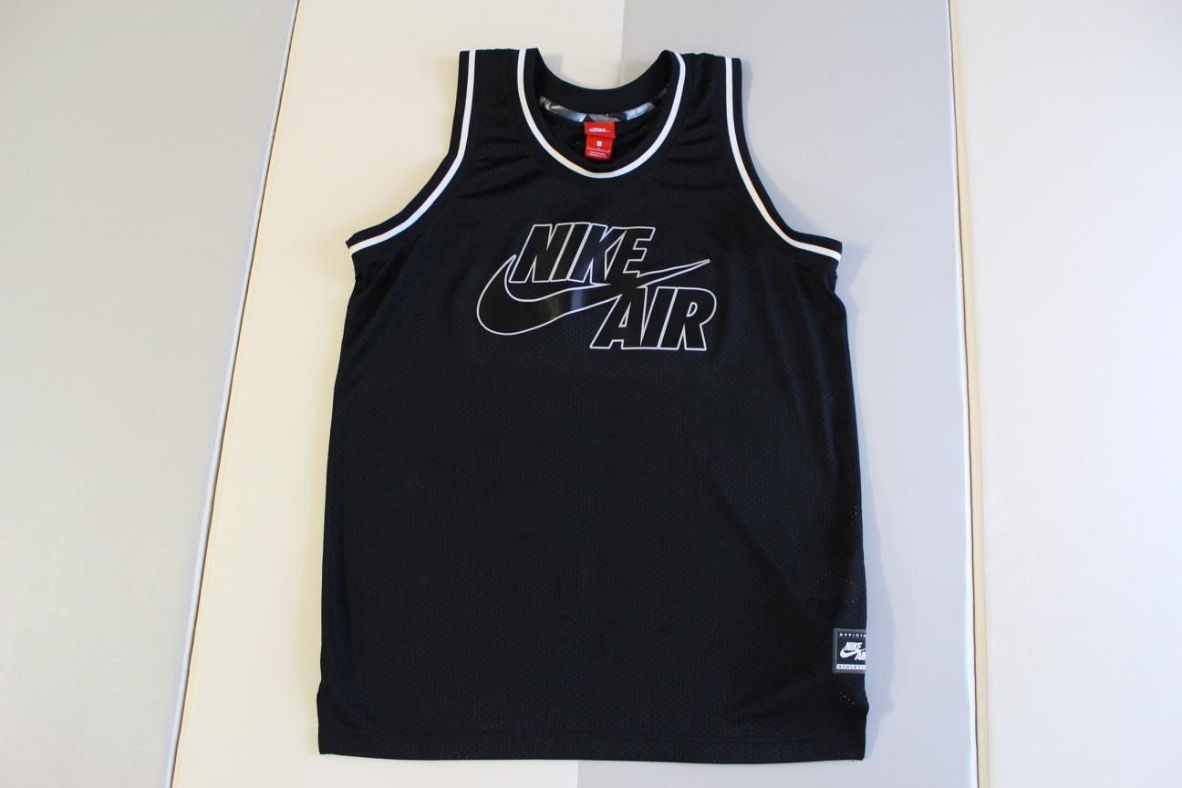 [L] 나이키 Nike 빅로고 나시티 블랙41