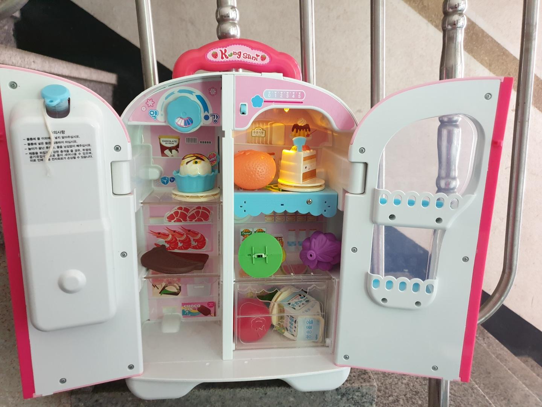 냉장고 장난감