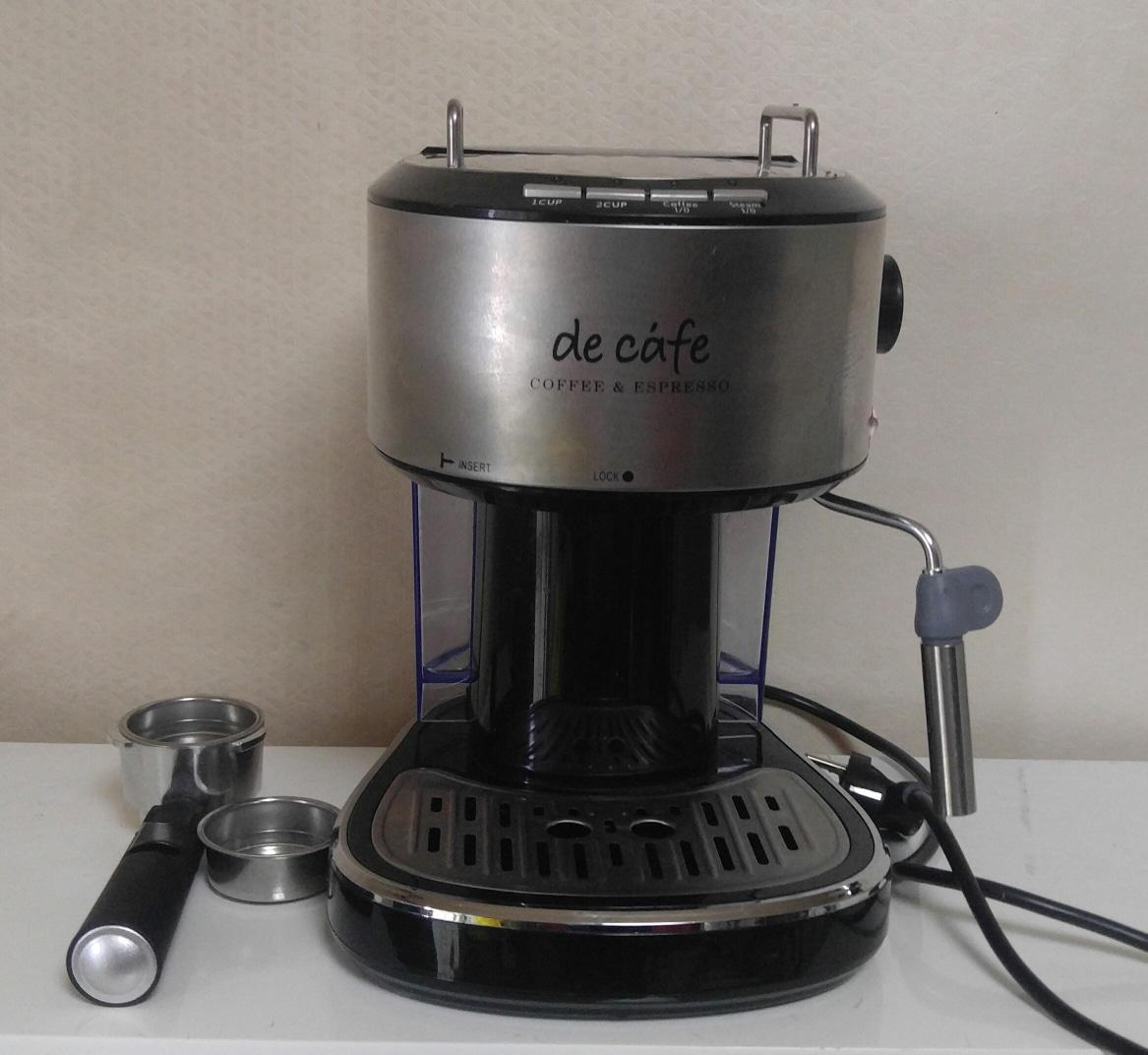 에스프레소 커피머신 DCF-E6820