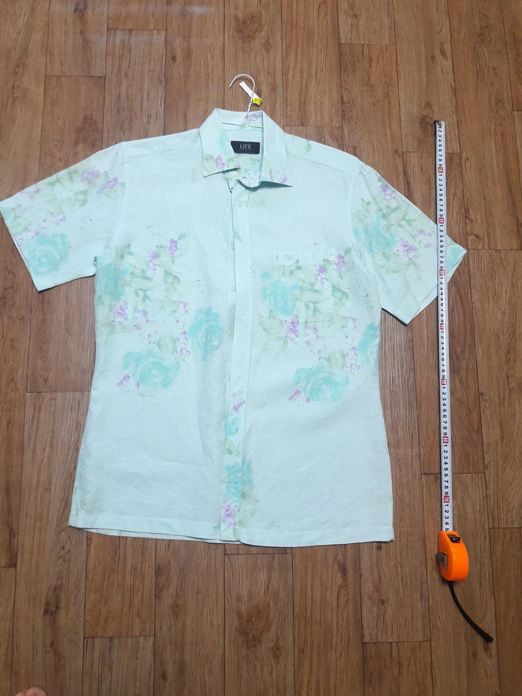 (정품)  고급 남성 여름 셔츠 3종-105 사이즈