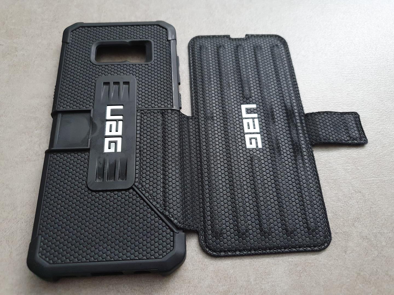 갤럭시 S8+(S8플러스) UAG 러기드 플립 케이스