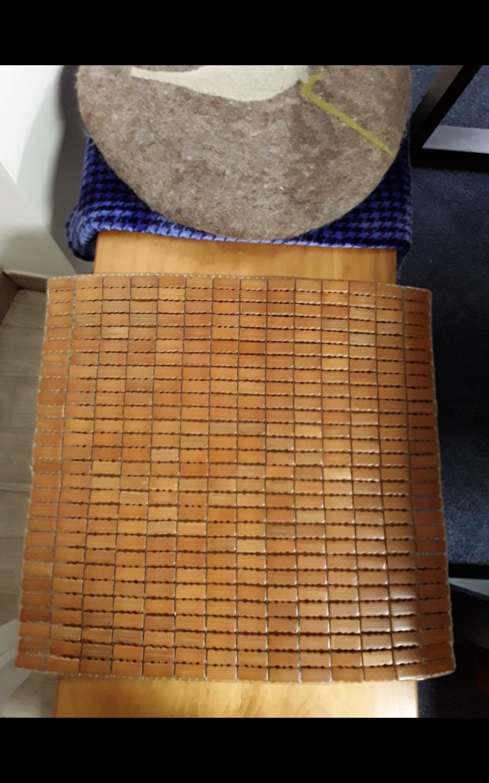 대나무 방석