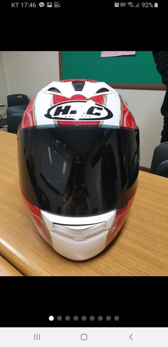바이크 헬멧 오토바이