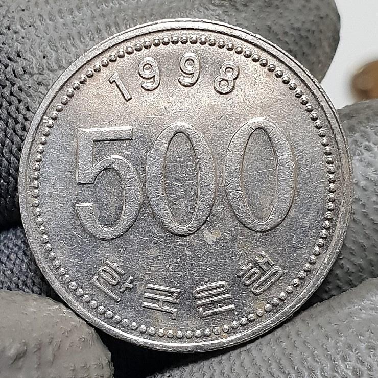 500원 100원 동전 삽니다