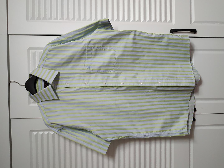 닥스 스트라이프 셔츠