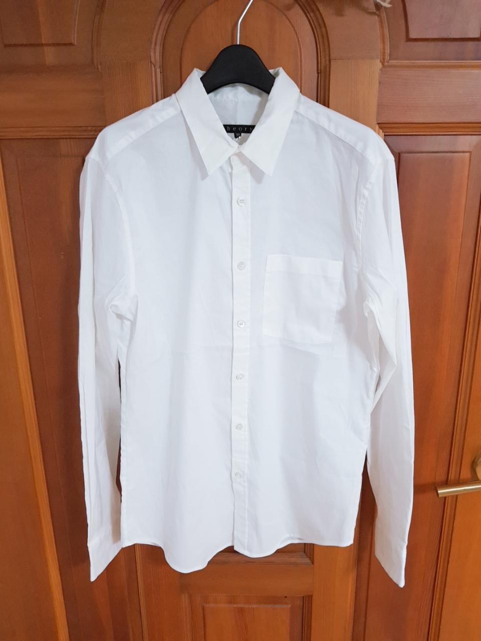 띠어리 셔츠 새상품 38사이즈