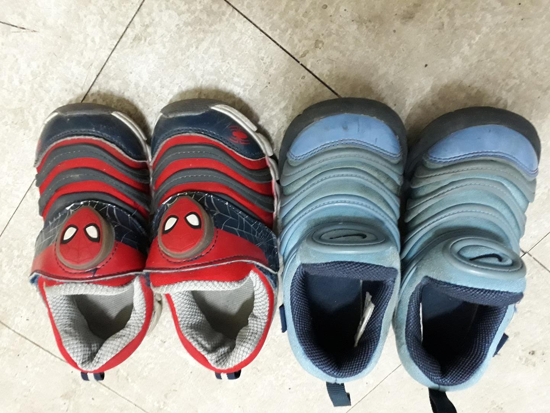 남아 신발 160  3켤레