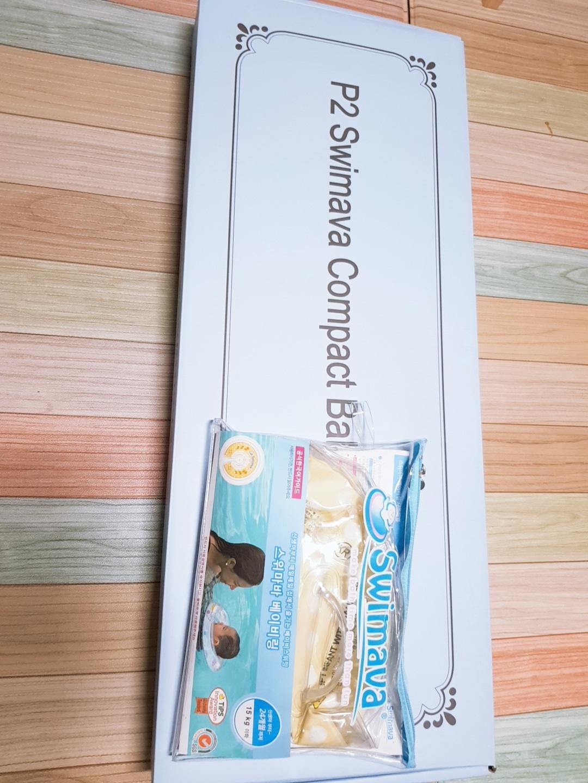 스위마바 아기수영장, 목튜브
