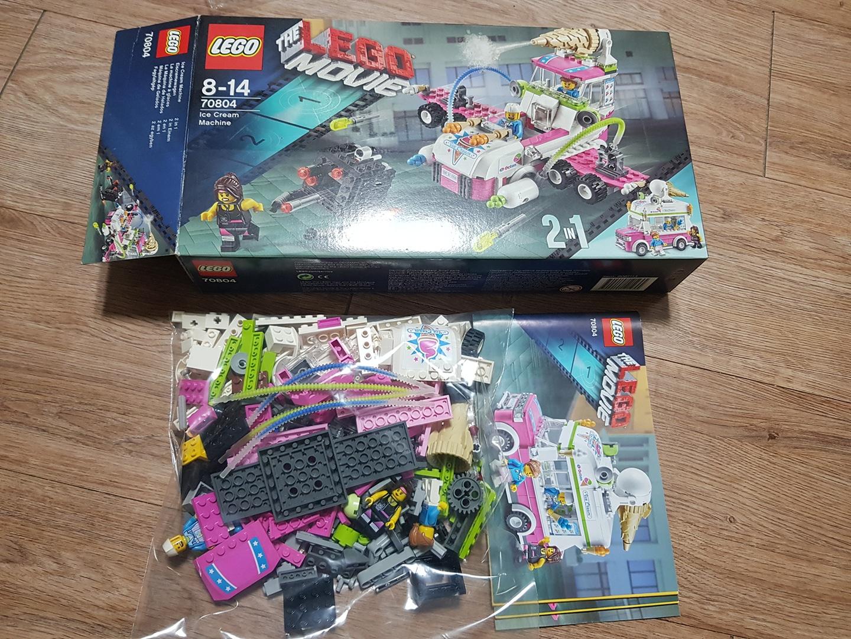 레고 레고무비 70804 (중고)