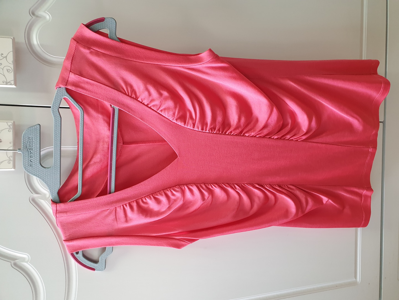 분홍색 나시 사이즈 95