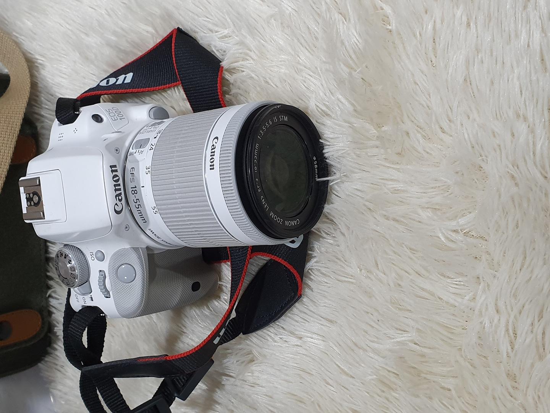 eos 100d 캐논 dslr 디지털카메라 18-55mm 렌즈