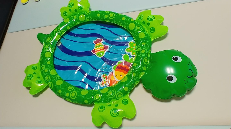 거북이 워터매트
