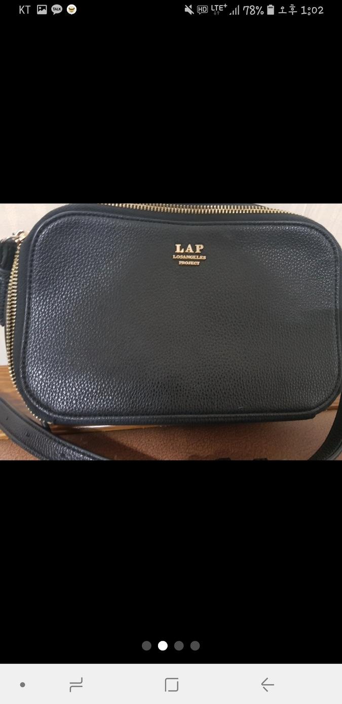 LAP 가방(자크고장) 마지막가격내림