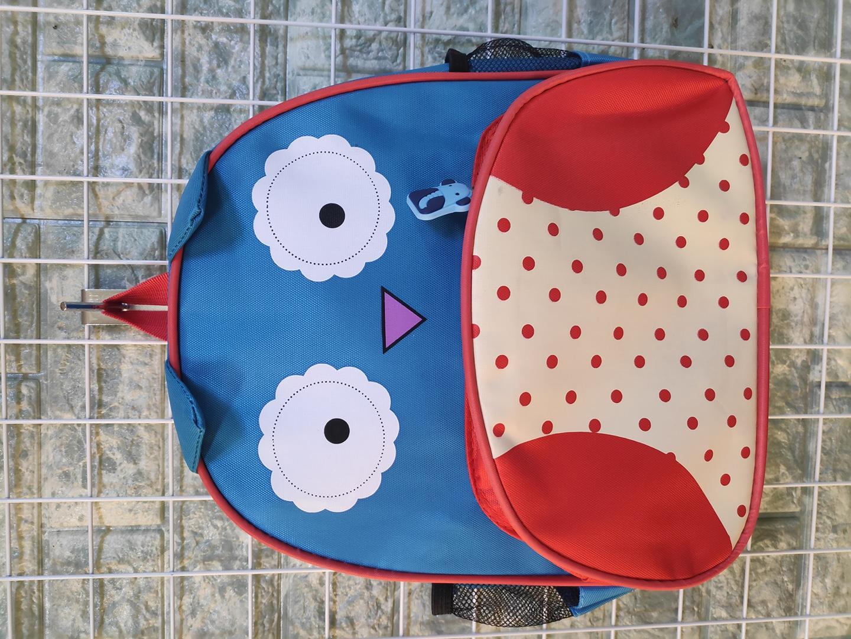 부엉이 케릭터 가방