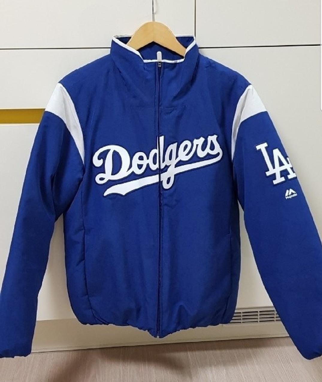 LA 다저스 온필드 자켓
