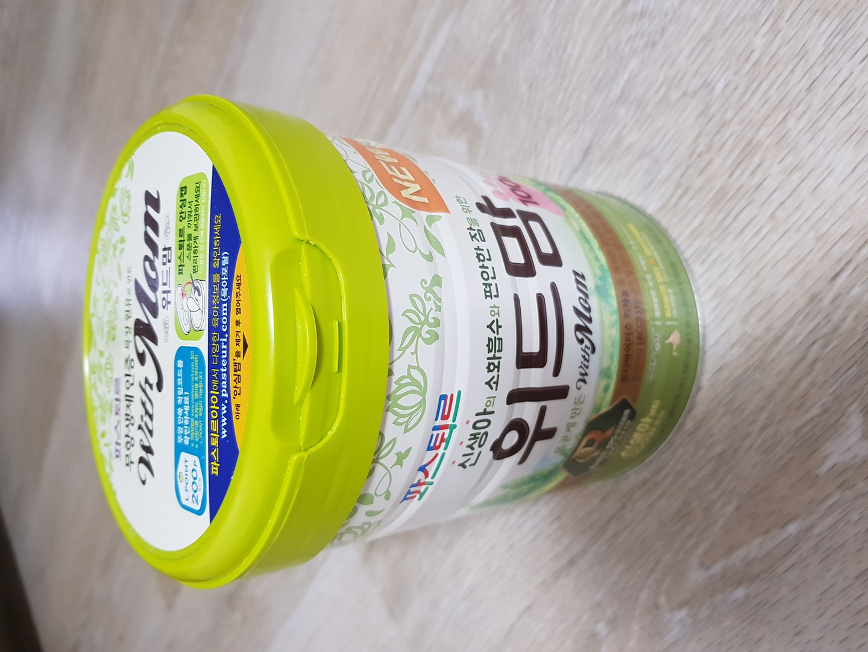 위드맘 분유 팝니다(2통)