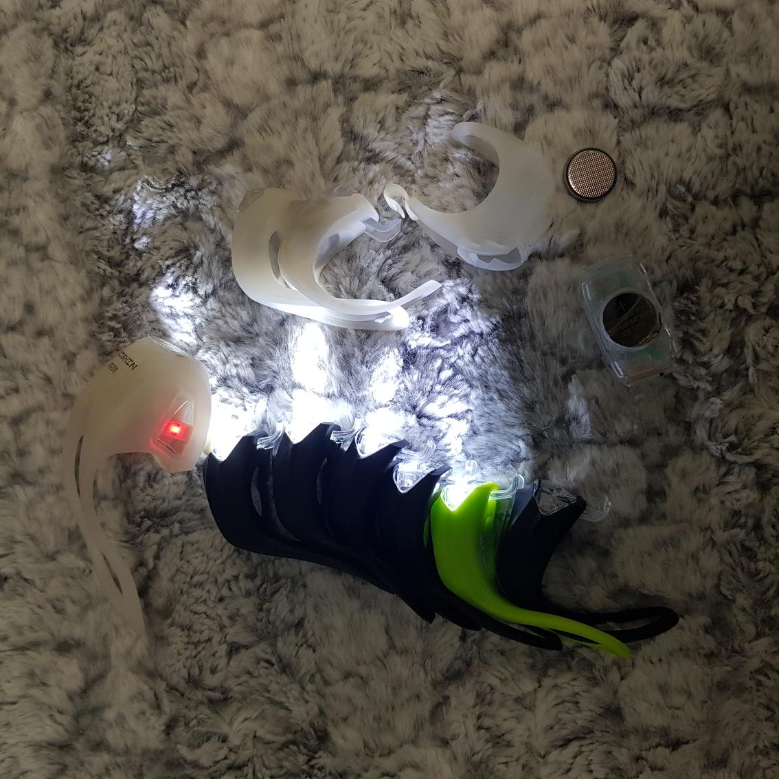 자전거 LED 팝니다