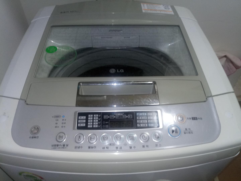 LG 통돌이 세탁기 12kg