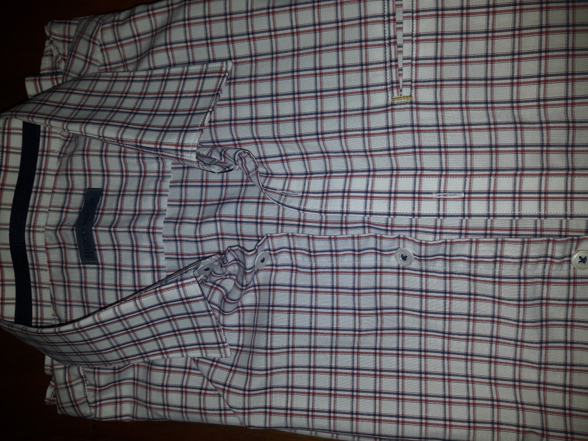 STCO 셔츠-size 110 (미착용 새옷)
