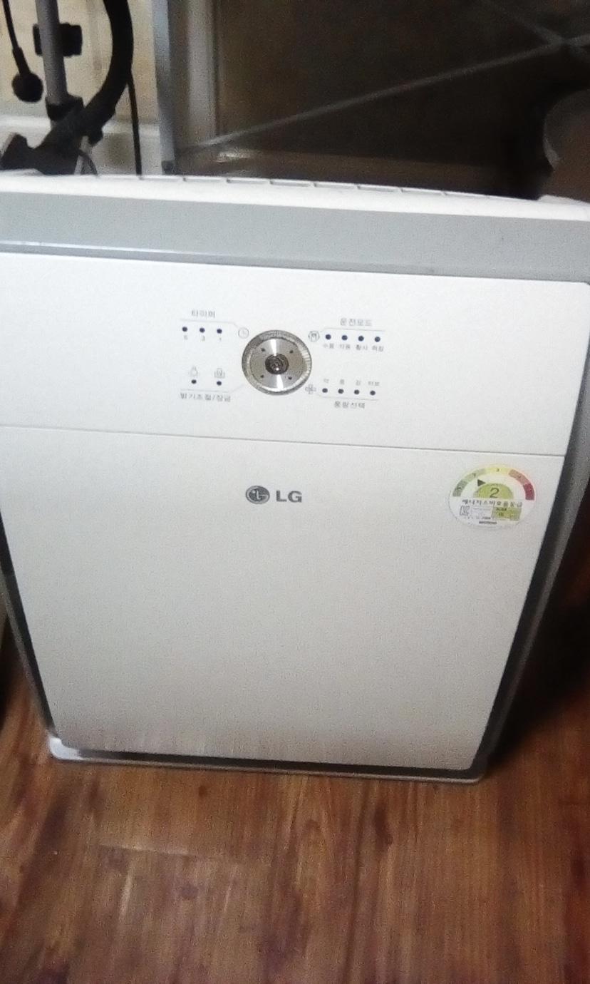 LG엘지 공기 청정기2011년10월식