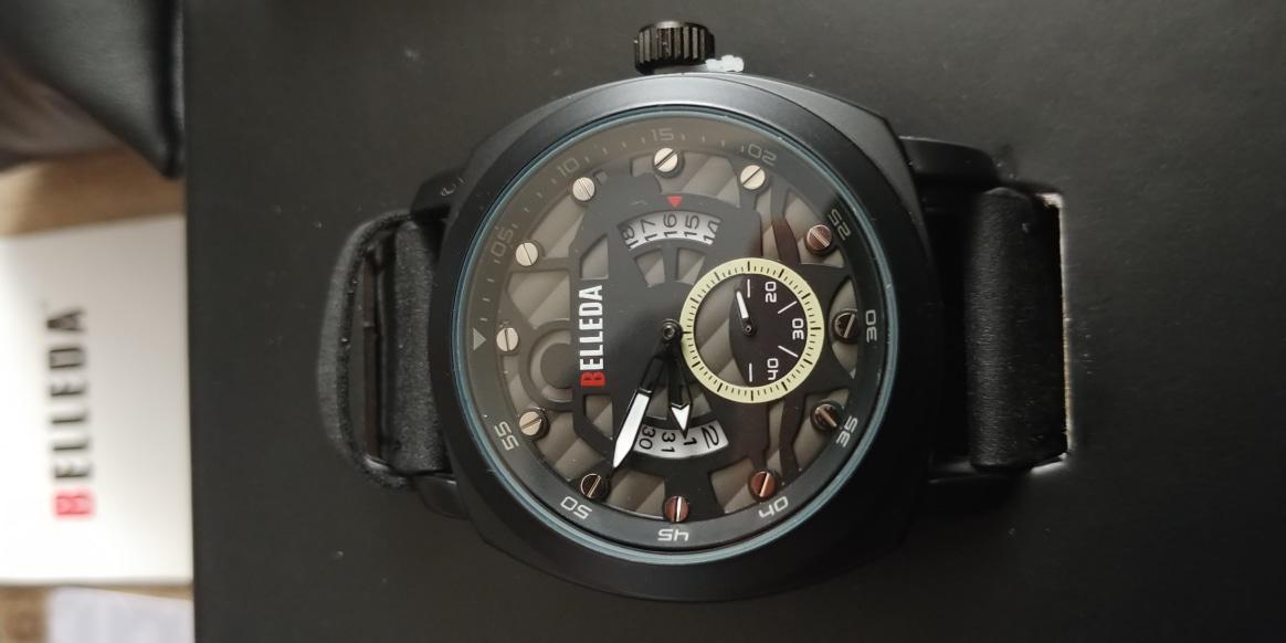 BELLEDA 정품 손목시계(새것)
