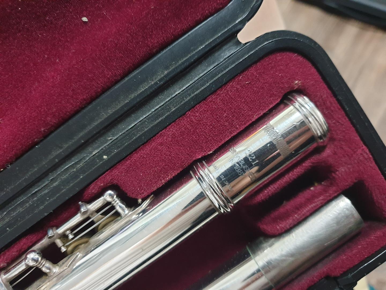 야마하 플룻 yfl 221