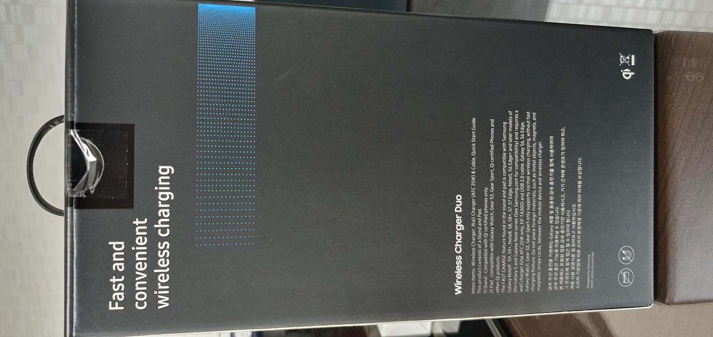 삼성 무선충전 듀오(25W고속충전기 포함)