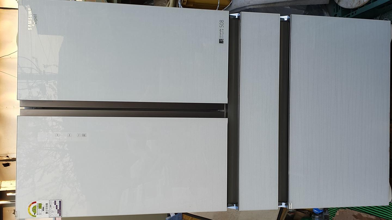 삼성 지펠 아삭 스탠드형 김치냉장고 508L (ZS515TRMA1G)
