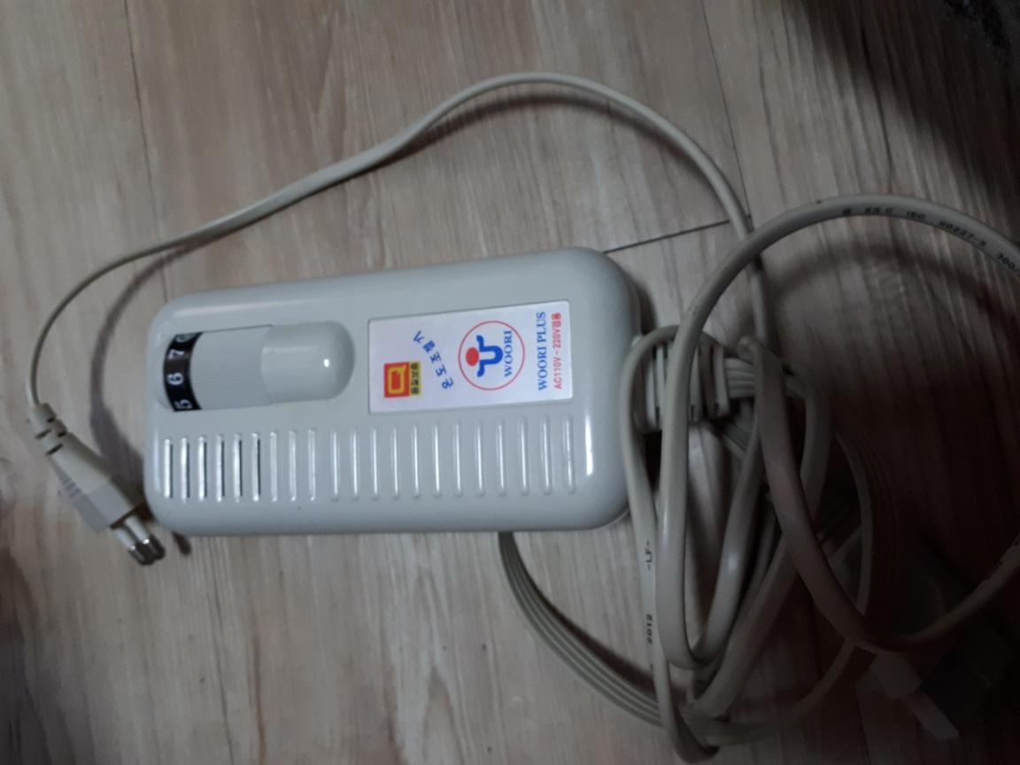 전기매트조절기