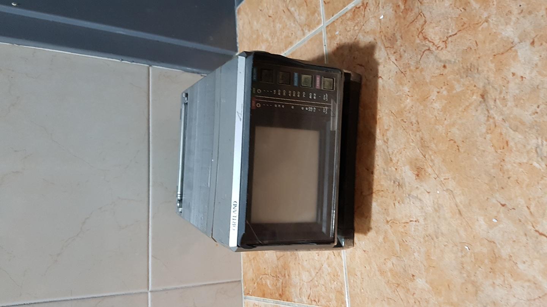 옛날 미니 티비  장식용
