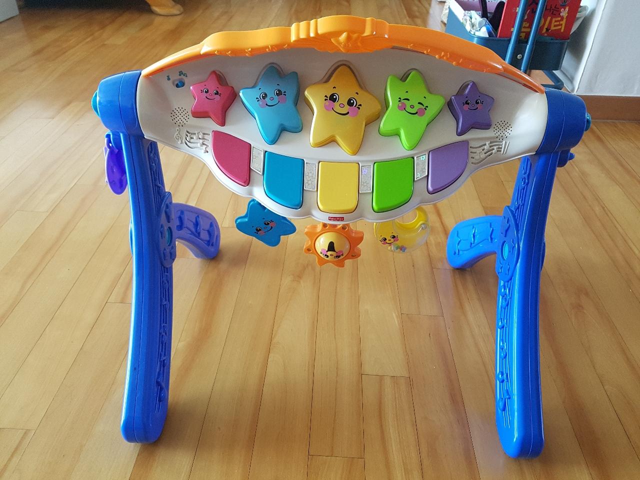 아기체육관. 피셔프라이스 체육관
