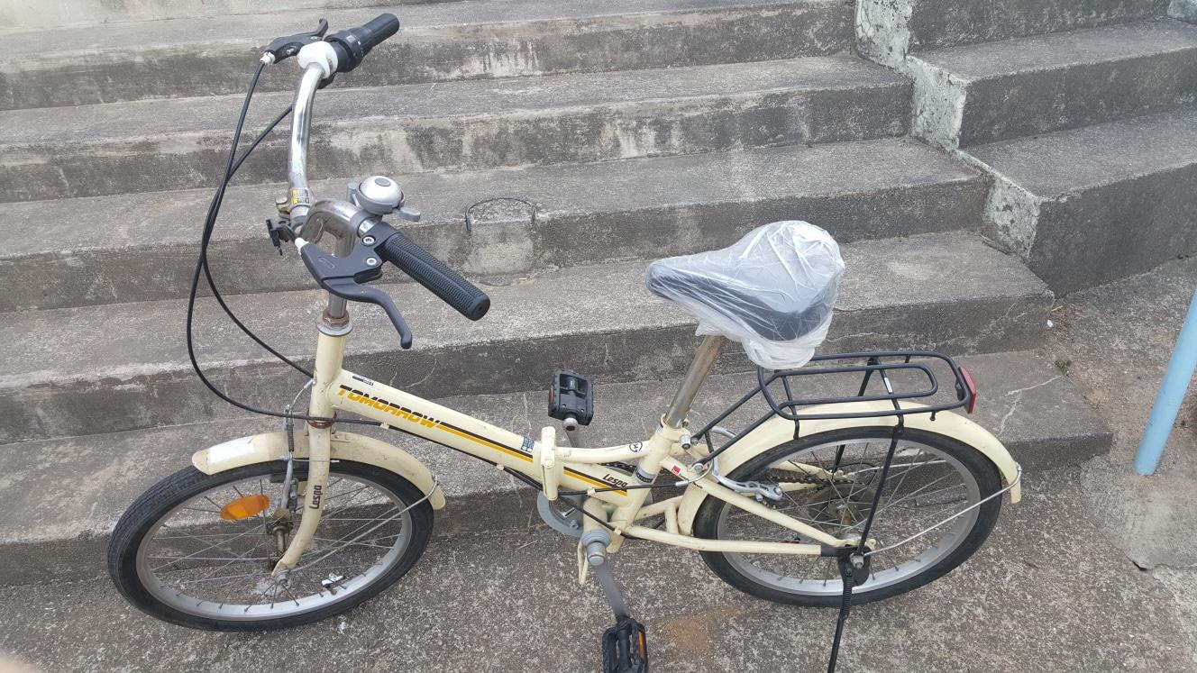 삼천리자전거입니다(가격내림)