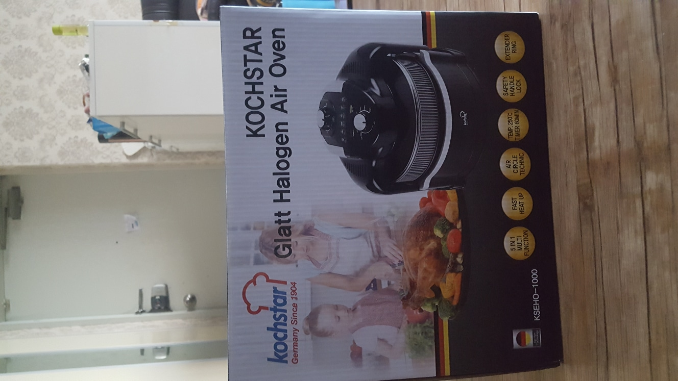 (콕스타)할로겐 에어오븐/에어프라이어 5L(확장8L)새상품