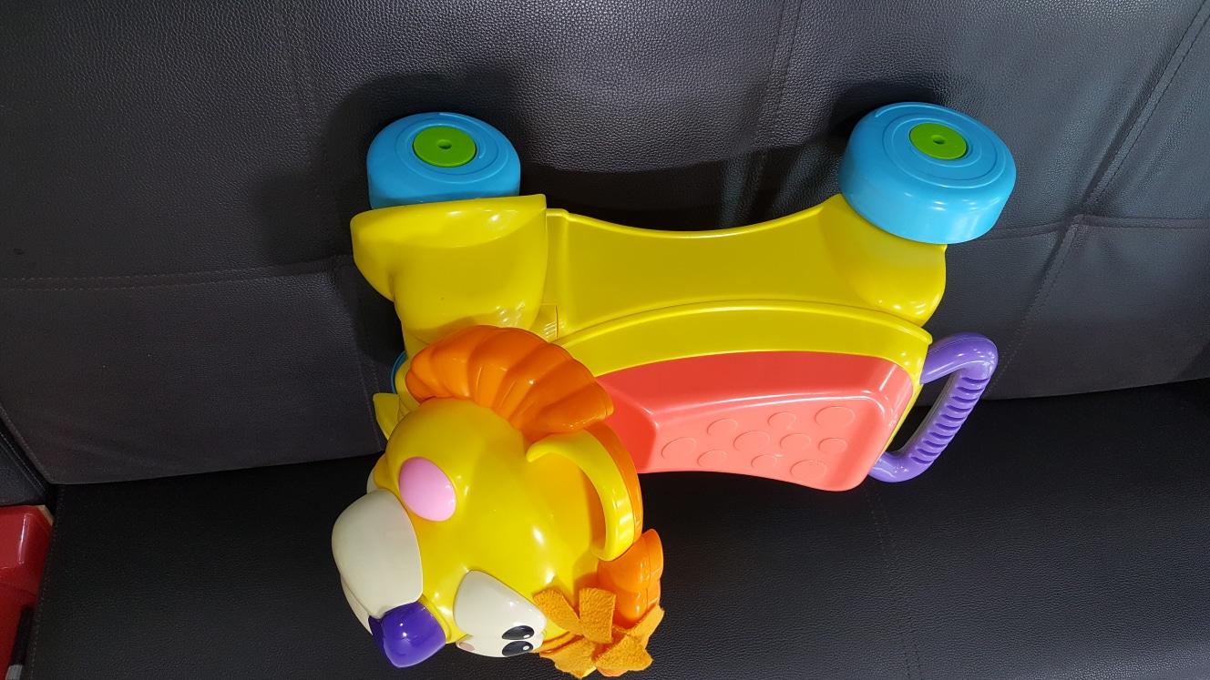 피셔프라이스(Fisher Price) 아기 타는 놀이차