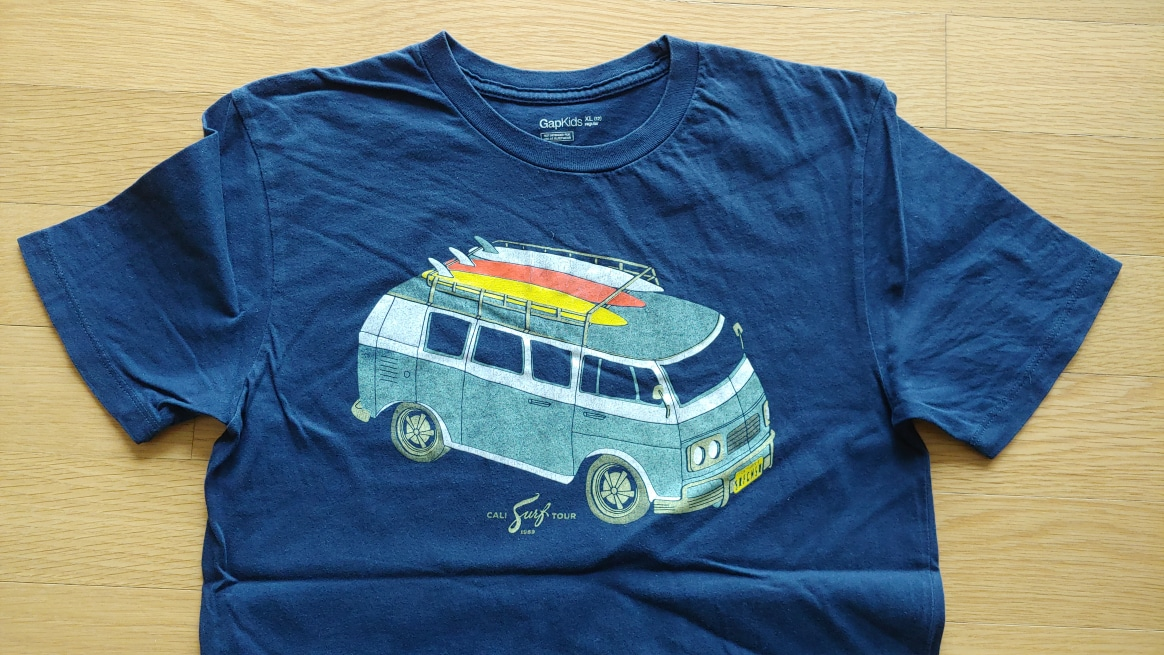 GAP Kids 네이비 남아 티셔츠