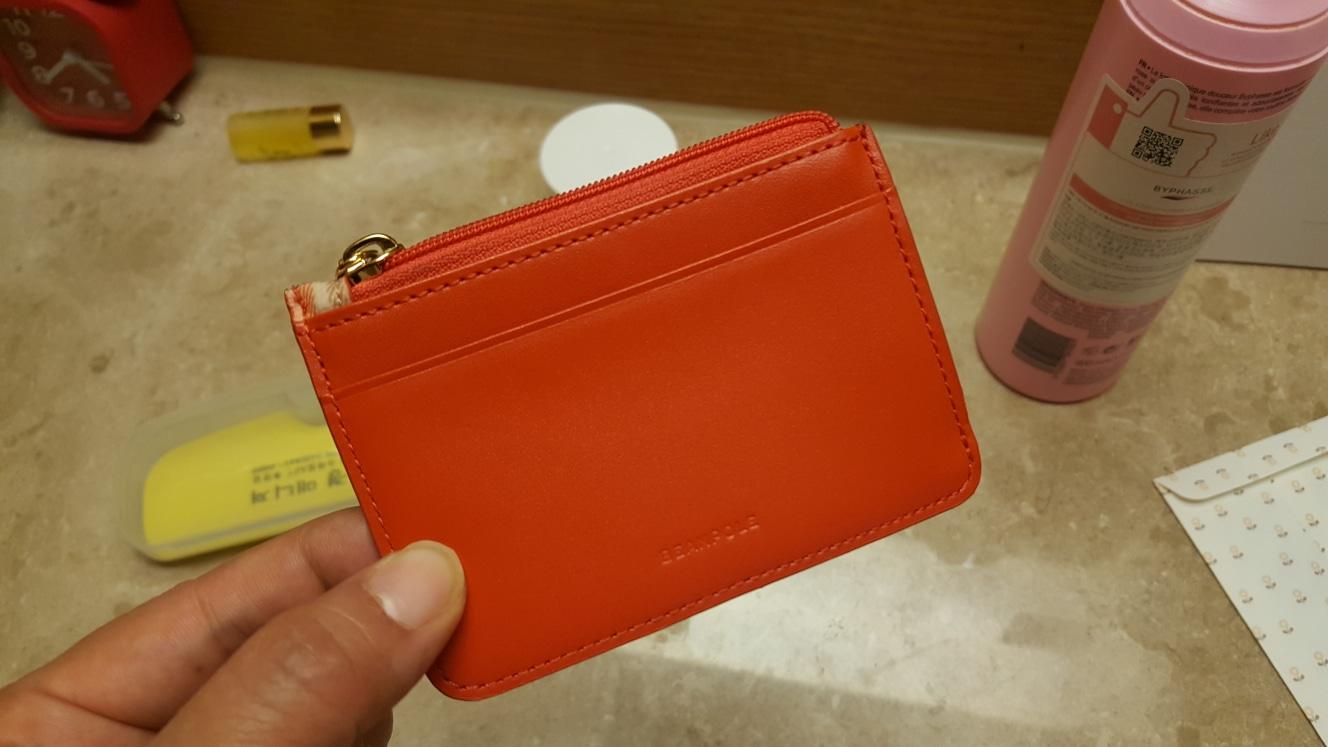빈폴 카드지갑 동전지갑
