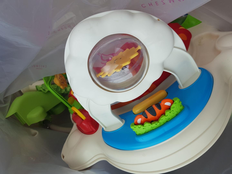 가격내림) 점퍼루 개구리점퍼루 육아필수품