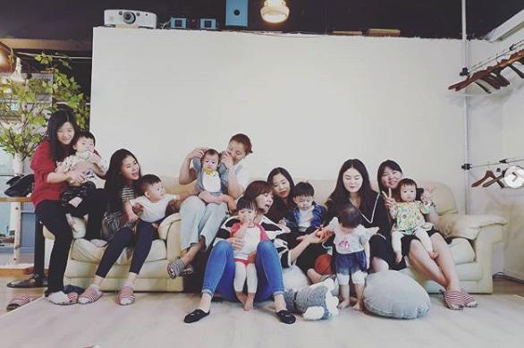 6 ~ 9 개월 엄마들의 힐링 파티 [맘스런]