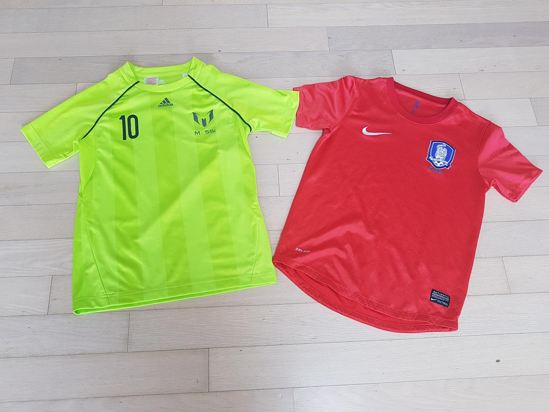 아동 축구복(나이키,아디다스) 140,145